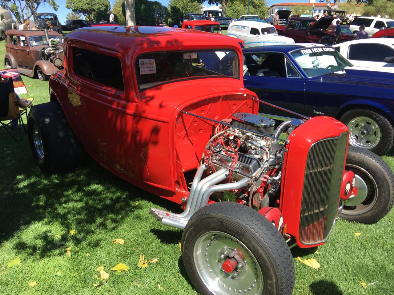 10th Annual Wurst Dam Car Show