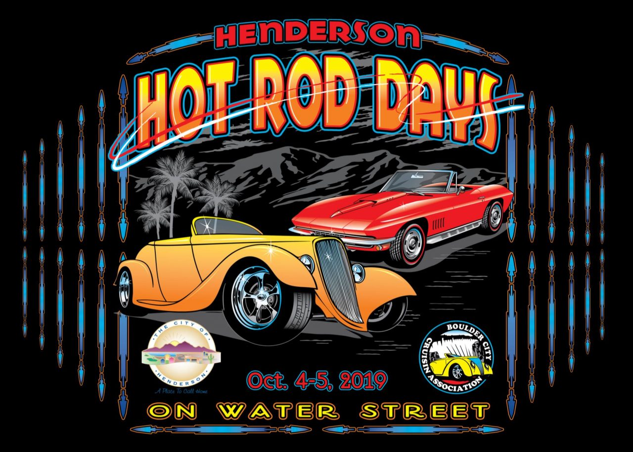 Henderson Hot Rod Days Car Show